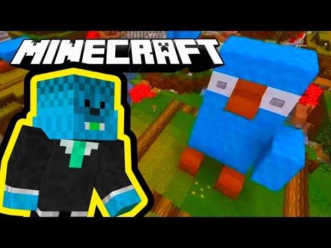 KAKVA JE OVO PTICA? (Minecraft SpeedBuilders)