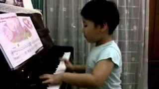 Stevan Nathanael Sarumaha (6) - Little Red Shoes - Yamaha JMC 4