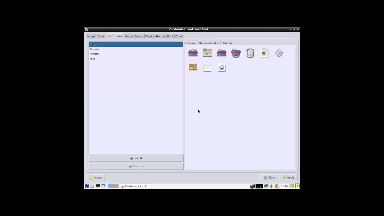 Fedora 18 Alpha LXDE