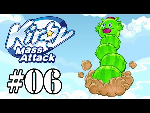 Let's Play: Kirby Mass Attack - Parte 6