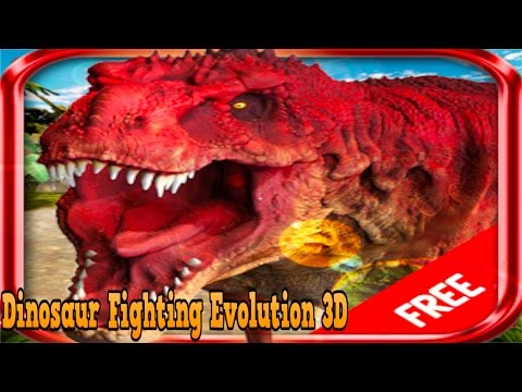 #Dinosaur #Fighting #Evolution 3D By LnwJuTi Simulation - Itunes/Android