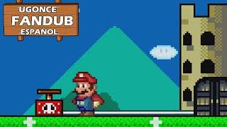 El problema con las celebraciones de Mario (Fandub Ugonce)