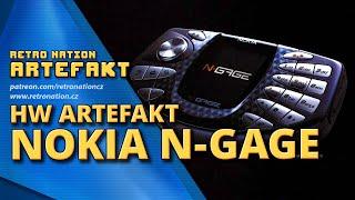 HW Artefakt: Nokia N-Gage