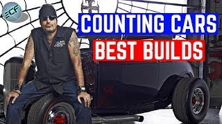 Best cars restored by the Count's Kustoms crew in Counting Cars