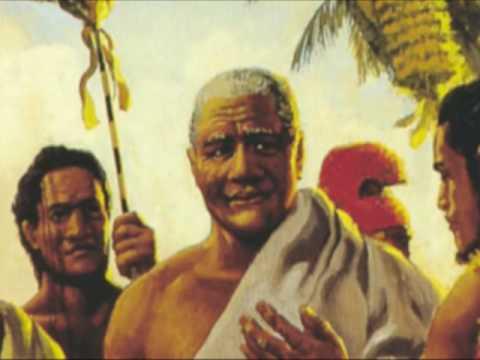 Hawaiian Flag Chant & Pledge by Patrick Ka