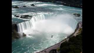 The Vinyl Cafe with Stuart McLean, Boy goes over Niagara falls