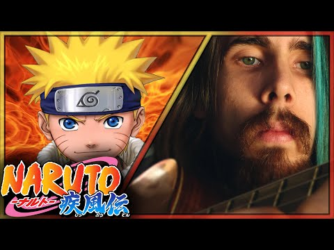 The Rising Fighting Spirit - Naruto (Classical Guitar Cover)