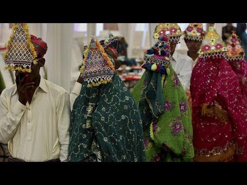 شاهد: حفل زفاف جماعي لفائدة أقلية الهندوس في باكستان  - نشر قبل 5 ساعة