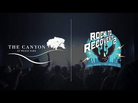 Rock to Recovery 2 | Presented by The Canyon at Peace Park
