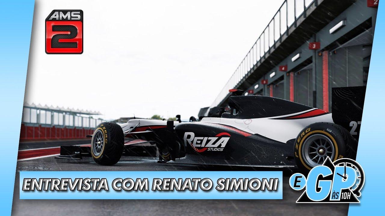 Sim Force interview with Renato Simioni | Reiza Studios Forum