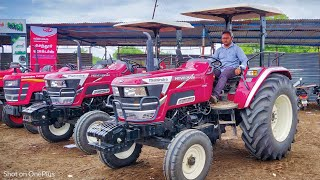 Mahindra Novo 755 Di Full Features and Specifications | Overview and walk around