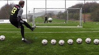Best Free Kicks Montage | Vol.21 | Bale vs Neymar Shots by freekickerz