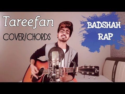 Tareefan Song Veere Di Wedding Cover (Rap) | Guitar Chords | Badshah ft. Qaran |Kareena kapoor,Sonam