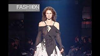 ANN DEMEULEMEESTER Fall 2005/2006 Paris - Fashion Channel