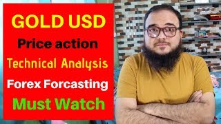 GOLD USD Price action Technical Analysis Forex Forcasting
