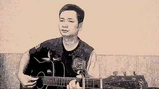 Guitar Nhớ Gia Đình - Lê Bảo Bình (Cover By Mr Luân)