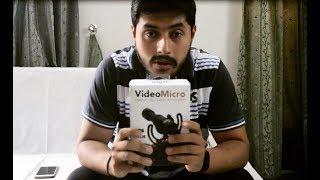 RODE VIDEOMICRO | *MIC CHACK**MIC CHACK* | Vlog011