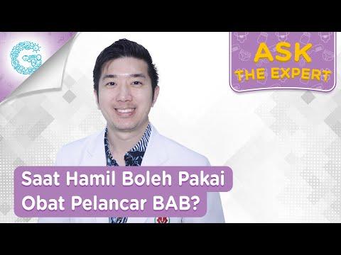 Saat Hamil, Bolehkah Pakai Obat Pelancar BAB? - Dr. L. Aswin, Sp.PD