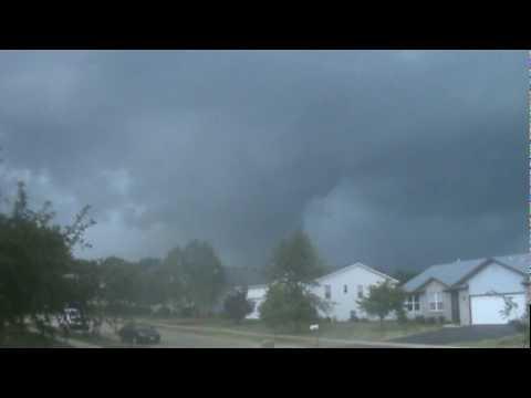 Tornado in Yorkville! 7-23-10