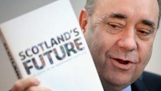 Scottish independence Referendum White Paper unveiled
