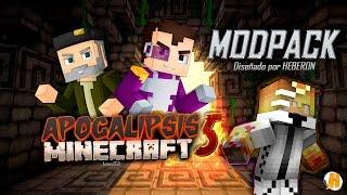 apocalipsis minecraft 5   servidor de mods premium 1 7 10   apm5 explorando