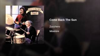 Come Back The Sun (English Version)