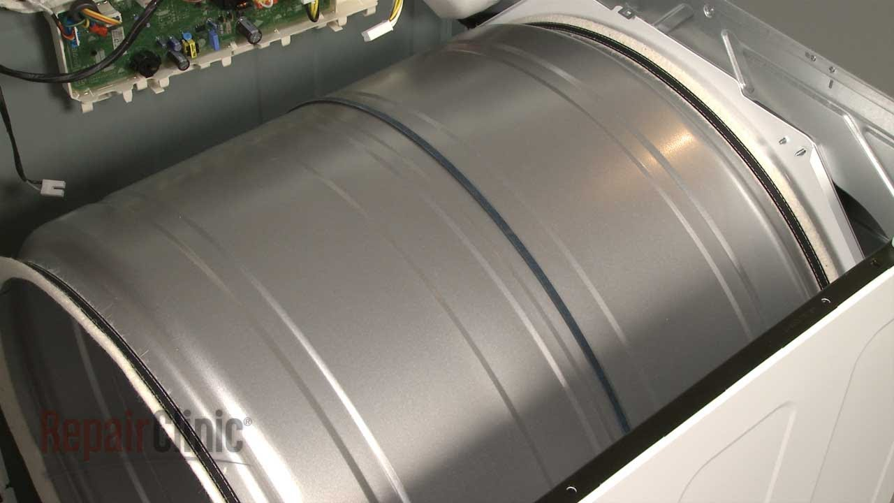 maxresdefault lg electric dryer belt replacement 4400el2001a youtube  at bayanpartner.co