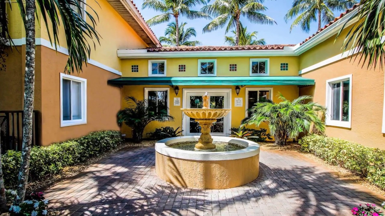 Coconut Palm Club Apartments in Coconut Creek Florida