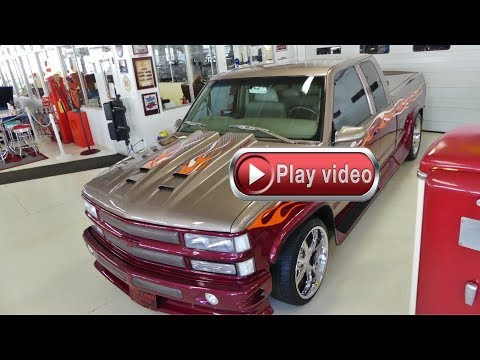 SOLD SOLD SOLD 1997 Supercharged Chevrolet Silverado C1500 ...