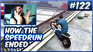 Executed By Doggos and Bridges - How The Speedrun Ended (GTA V) - #264