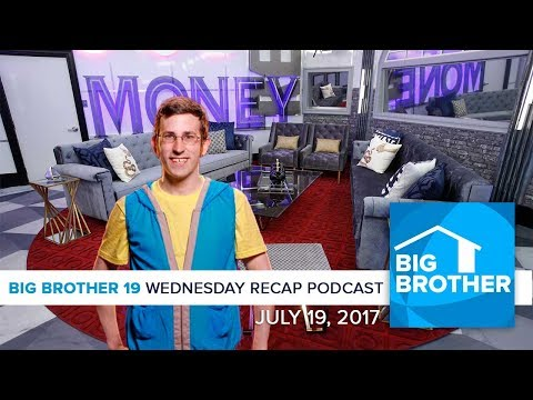 "Big Brother 19 | Wednesday Recap Podcast | Scott ""Virgin King"" Dennis"