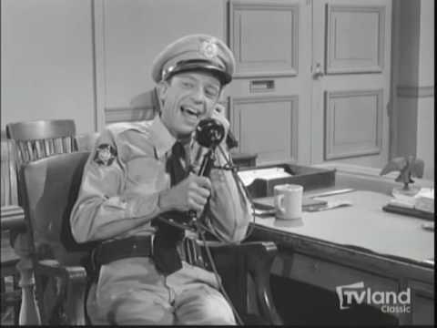 Barney calls Juanita