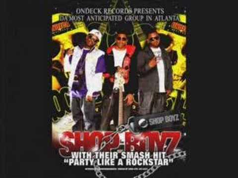 Shop boys-Rockstar mentality