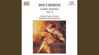 String Quintet in E Major, Op. 11 No. 5, G. 275: I. Amoroso