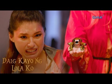 Daig Kayo Ng Lola Ko: Winona's arranged marriage to a frog