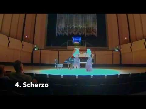 Feld Duo Concertant for Two Flutes