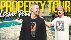 Inside Logan Paul's $7 Million LA Mansion   Ryan Serhant Vlog #67