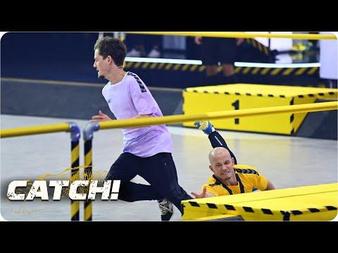 Relay Hunt | Match 1 | CATCH! Die Deutsche Meisterschaft im Fangen 2021