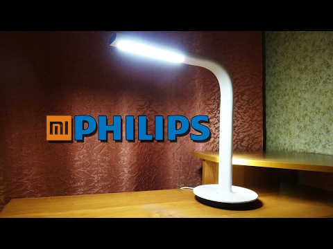 Xiaomi Philips Eyecare Smart Lamp 2 светодиодная настольная лампа