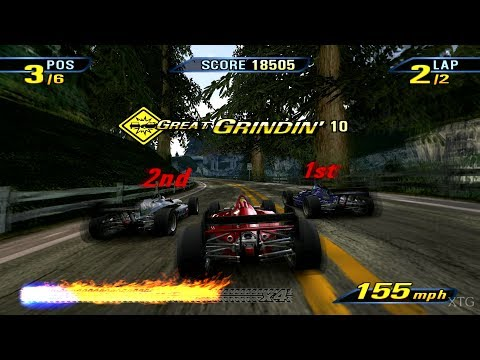 Burnout 3: Takedown PS2 Gameplay HD (PCSX2)
