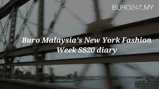 Download Lagu Buro Malaysia's New York Fashion Week Spring/Summer 2020 diary mp3