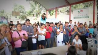 35 mil familias de la Cuenca del Papaloapan recibieron ayuda médica, marzo 2015