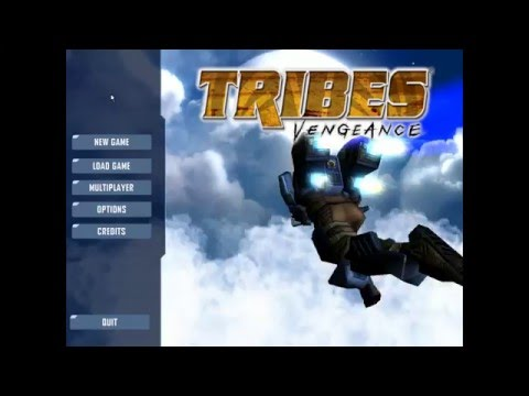 Let's play Tribes Vengeance (2004)