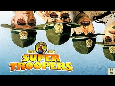 SUPER TROOPERS 2 : Official Red Band Trailer (2018) Crime , Comedy & Mystery Film | FullHD Trailer