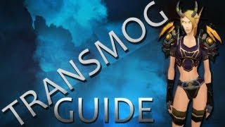 Transmogrification guide [Nikitta]
