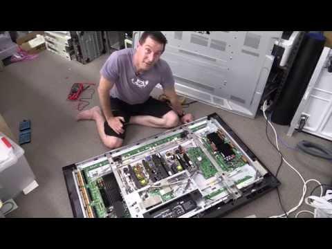 EEVblog #725 - LG Plasma TV Teardown