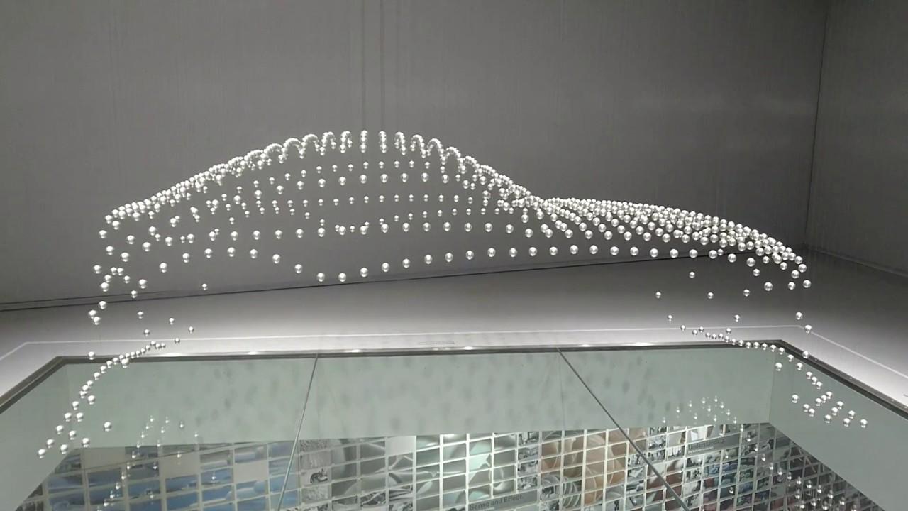 bmw museum kinetic sculpture moving art inspiration travel munich germany youtube. Black Bedroom Furniture Sets. Home Design Ideas