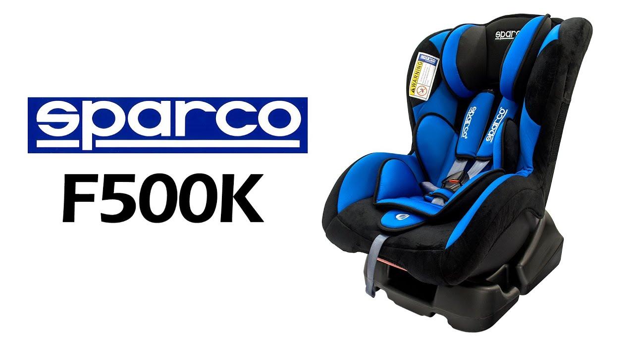 Детские автокресла SPARCO (Китай), с доставкой по