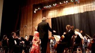 Песня Тони об Одессе из оперетты «Белая акация».