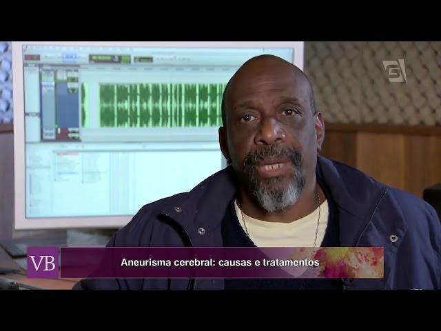 Aneurisma Cerebral - Você Bonita (30/09/16)